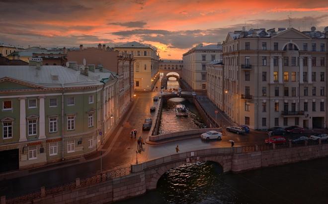 Петербург за пять минут: Лондонский суд и плавучая АЭС