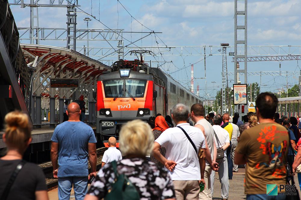 Казанские поезда отыгрывают у самолетов миллионы пассажиров