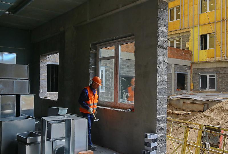 Москвичи застроят жильем промзону в Петербурге
