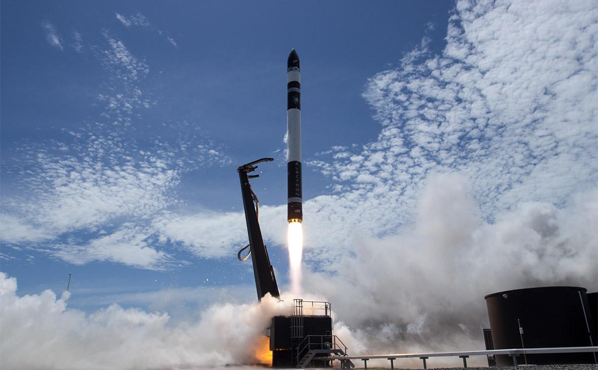 Американская компания Rocket Lab успешно доставила на орбиту три спутника