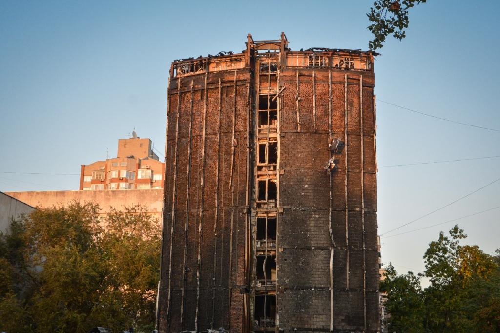 У сгоревшей в Ростове гостиницы за 10 дней до пожара сменился собственник