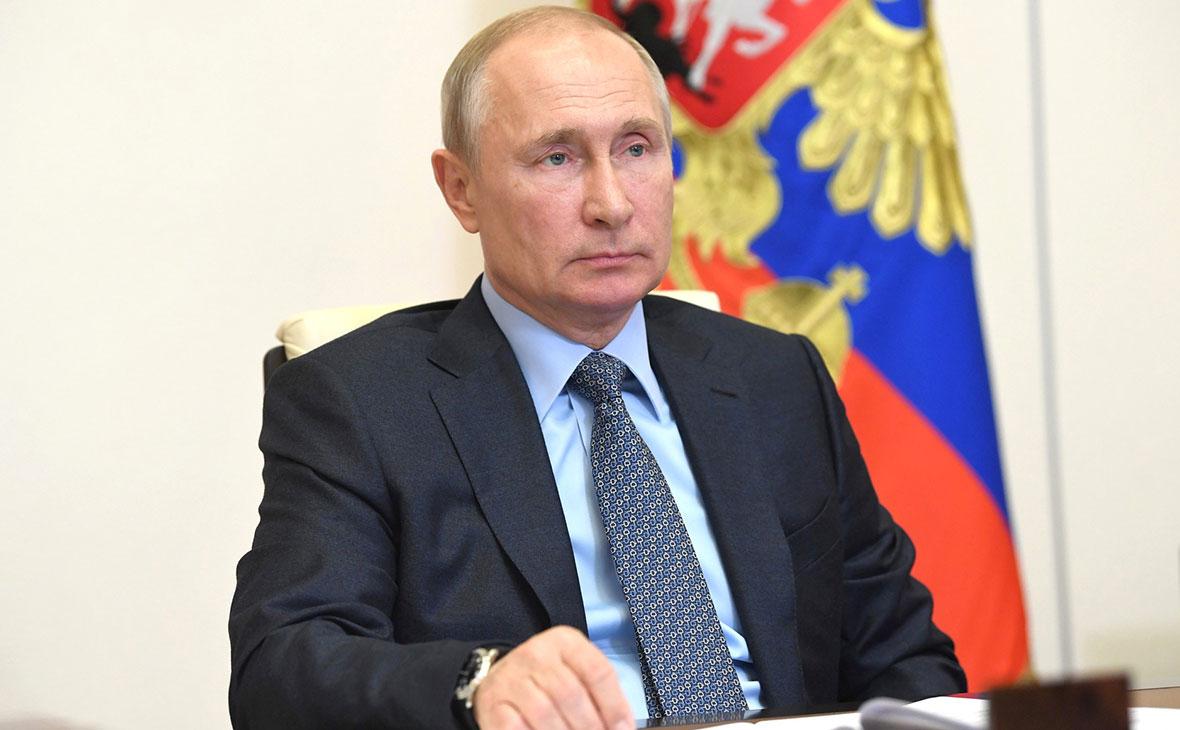 Путин заявил о работе властей на опережение в борьбе с коронавирусом