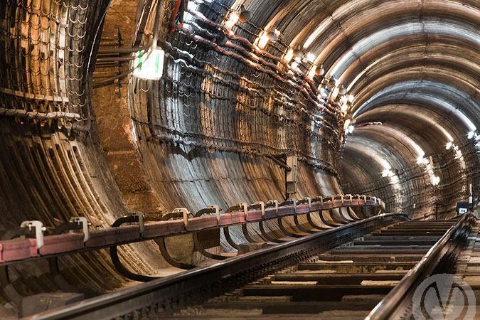 Строящиеся в Петербурге станции метро могут отключить от электроснабжения