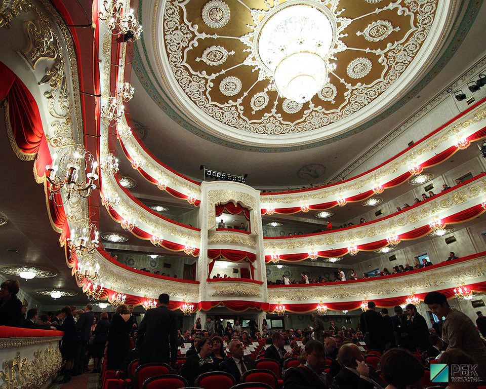 Проект реконструкции татарстанской оперы тянет на 3,7 млн рублей