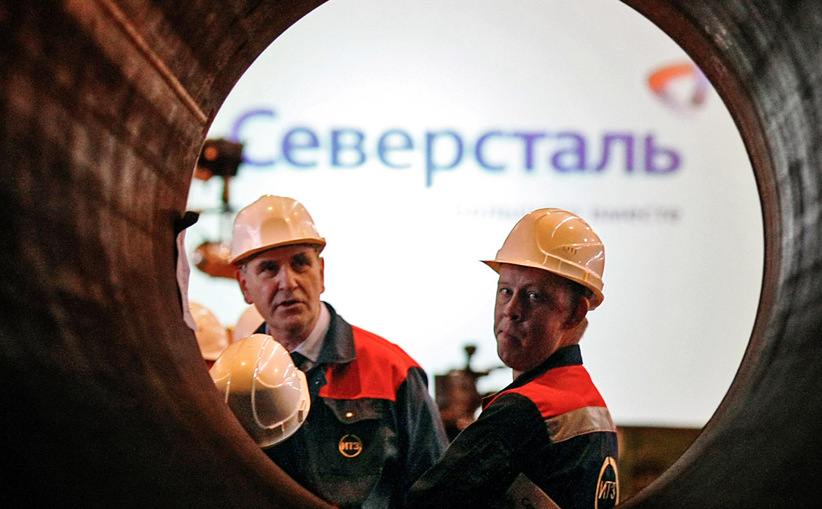 Сын Черномырдина с бизнес-партнером подали иск к «Северстали»