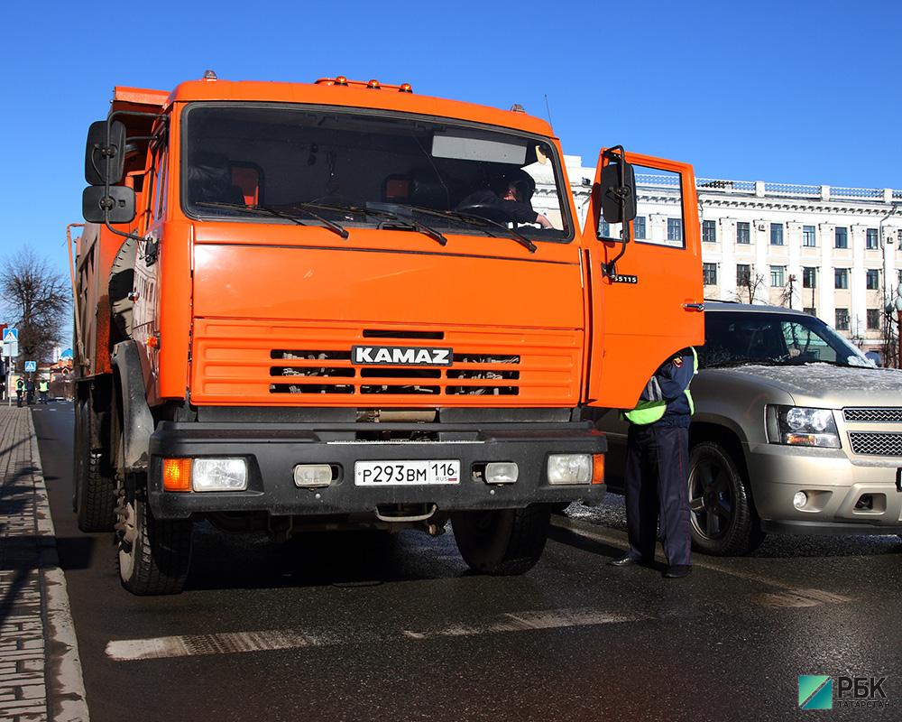 «Камаз» сдает иностранцам рынок грузовиков Татарстана