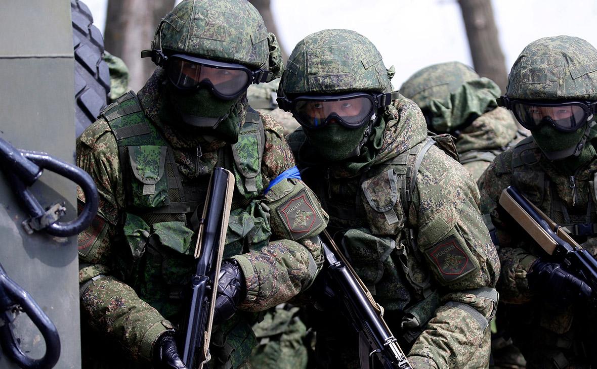 В Кабардино-Балкарии полиция вступила в бой с неизвестными