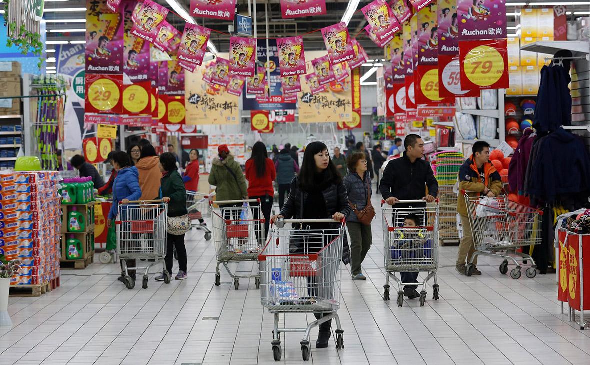 Alibaba договорилась о покупке доли в китайских «Ашанах» за $2,9 млрд