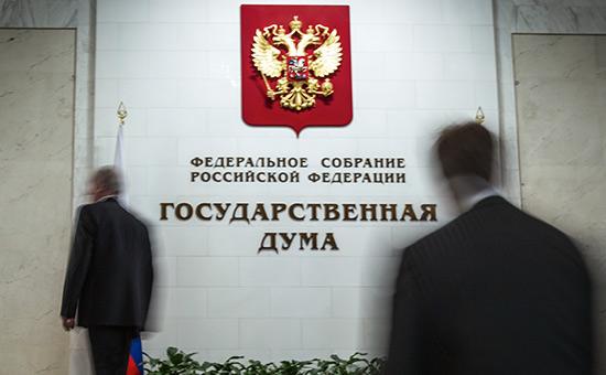 Госдума поддержала законопроект олишении гражданства затерроризм