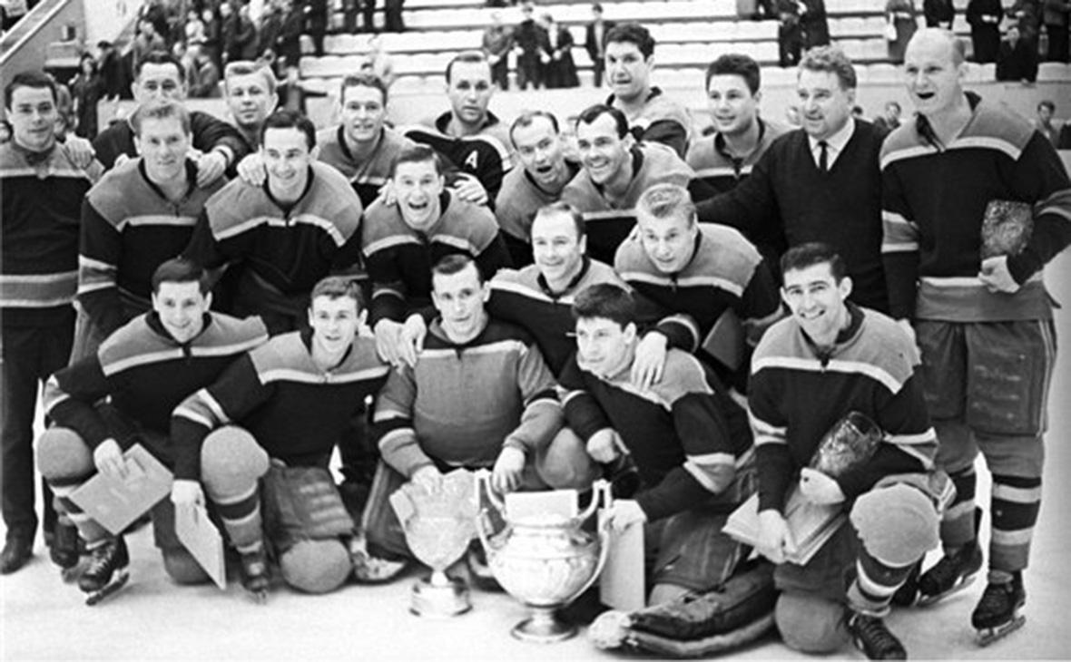 В Москве убит бывший вратарь хоккейной сборной СССР