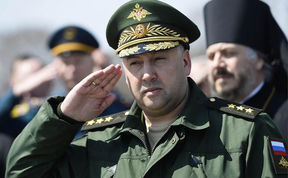 СМИ узнали о возможной замене командующего войсками России в Сирии