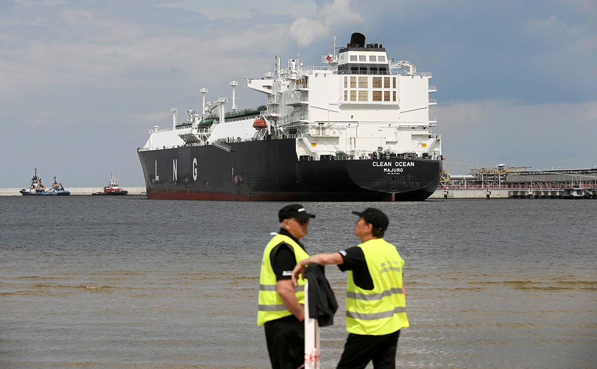 США ответили на прибытие в Литву танкера с СПГ словами «отличный день»