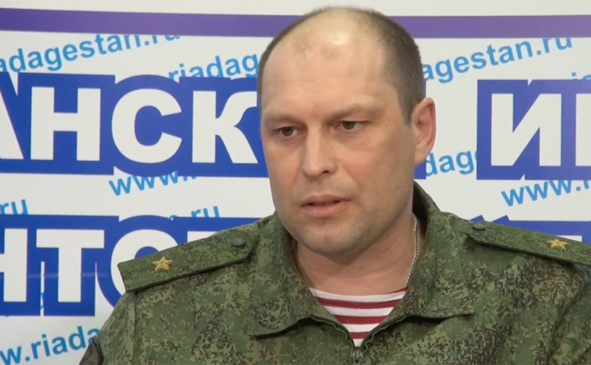 У Объединенной группировки войск на Северном Кавказе сменился командующий