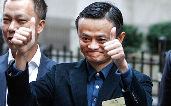 Джек Ма призвал власти Китая бороться сподделками