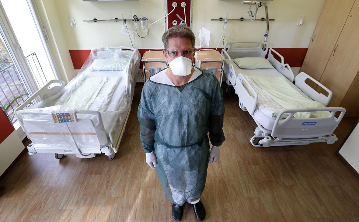 В Германии число подтвержденных случаев коронавируса достигло 150