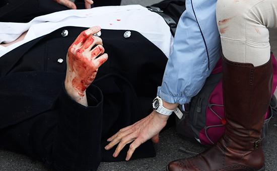 От Парижа доЛондона: волна терактов вЕвропе