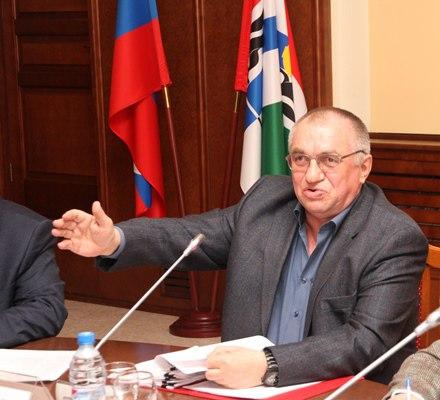 Депутат Заксобрания региона раскритиковал  работу президиума