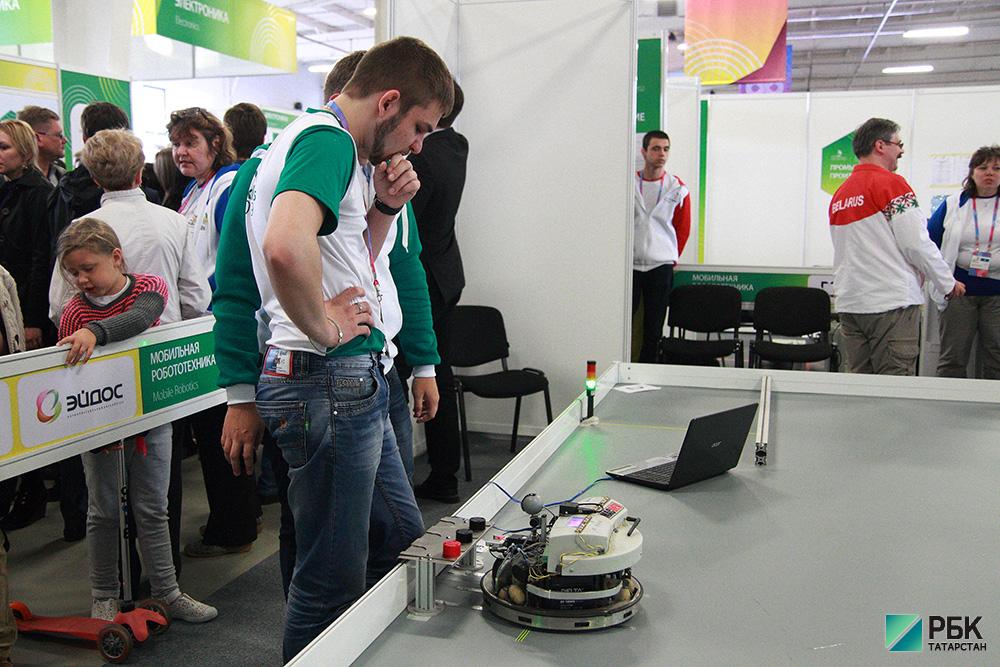 На WorldSkills-2019 в Казани будут представлены профессии будущего