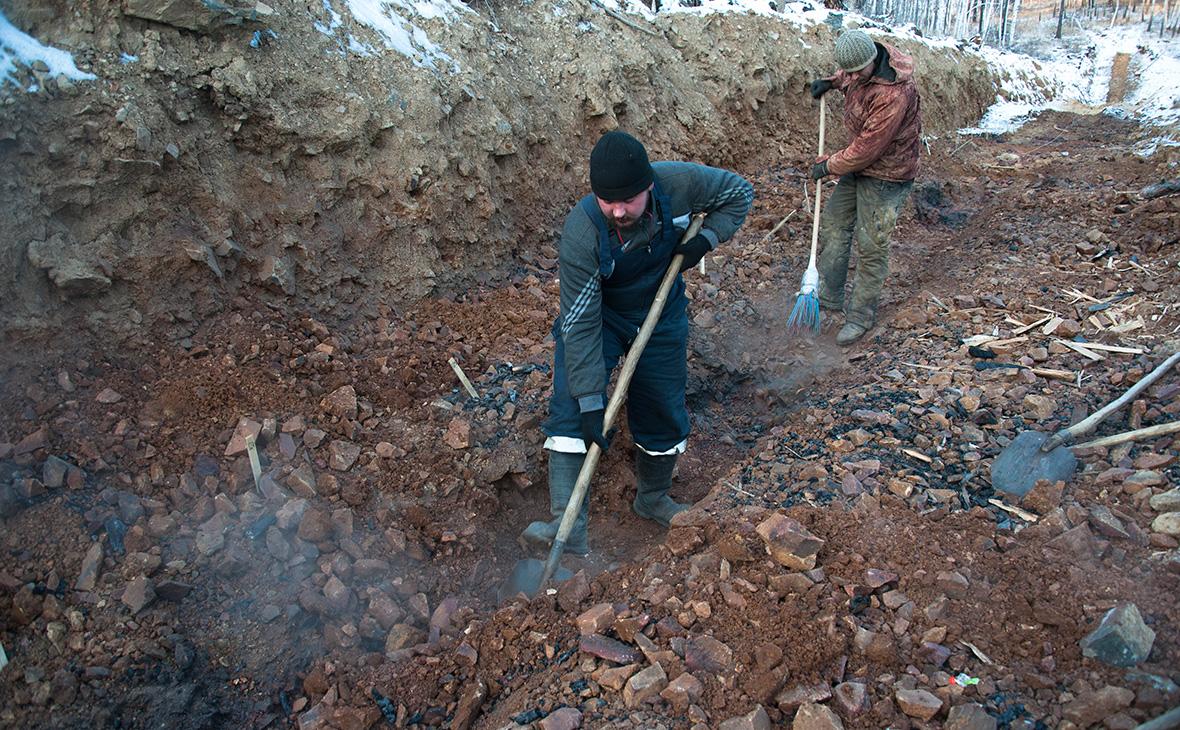 На Украине обнаружили месторождение золота