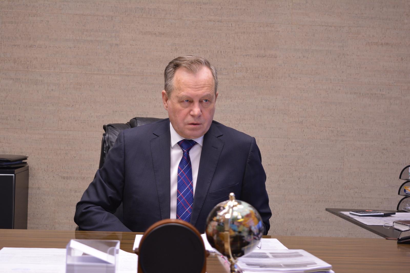 Владимир Никонов рассказал о майнинге в Технопарке