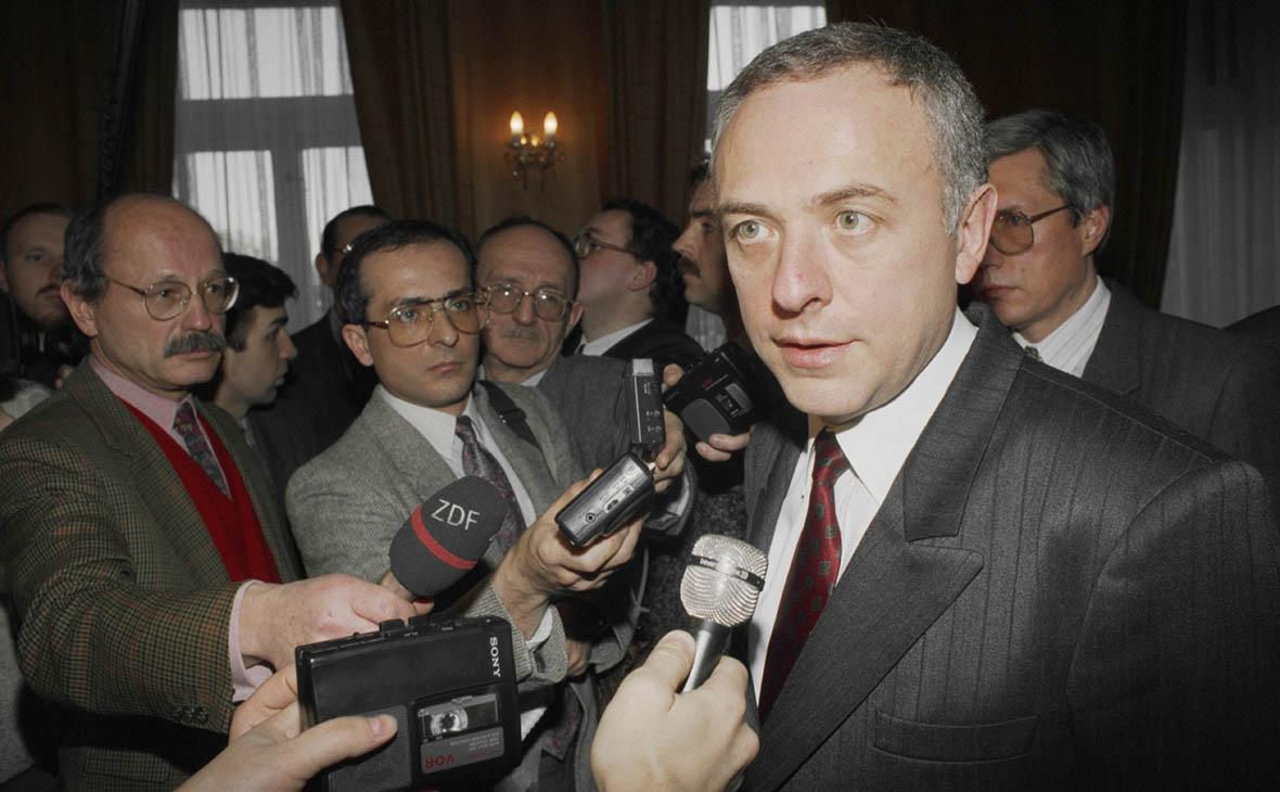 Экс-глава МИДа назвал «бредовой» идею ЕБРР о долге и ядерном оружии СССР