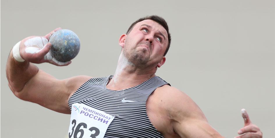 Российский легкоатлет Александр Лесной: «Судья – урод полный»