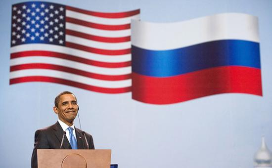 Обама заявил онеобходимости конструктивных отношений сРоссией