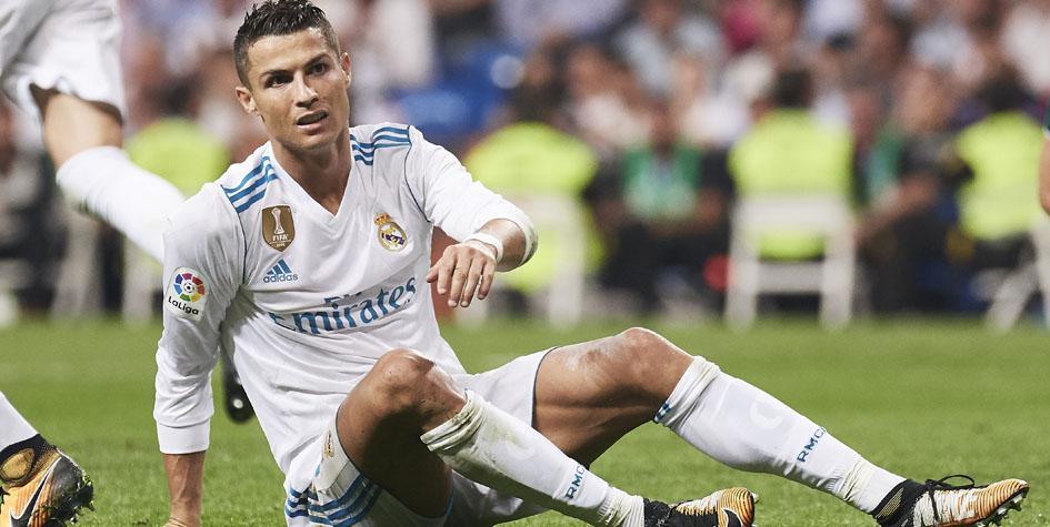 Рекордная голевая серия «Реала» прервалась на 74-м матче