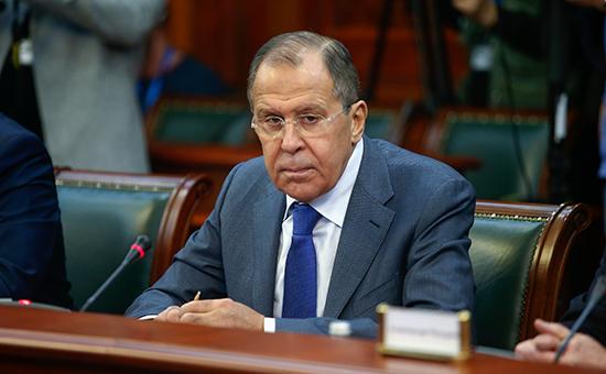 Лавров назвал написавшего досье наТрампа бывшего агента «беглым жуликом»