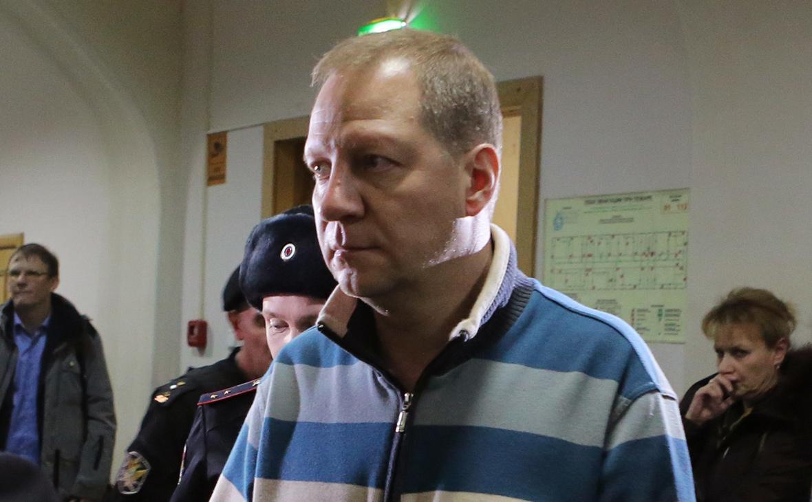 Суд арестовал главу экспертного центра МВД по делу о хищении 90 млн руб.
