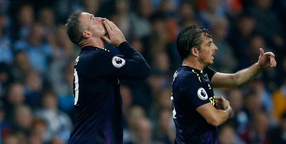 Руни вторым в истории забил 200 голов в английской премьер-лиге