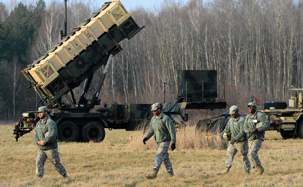 Госдеп одобрил отправку ракет Patriot в Польшу за $10,5 млрд