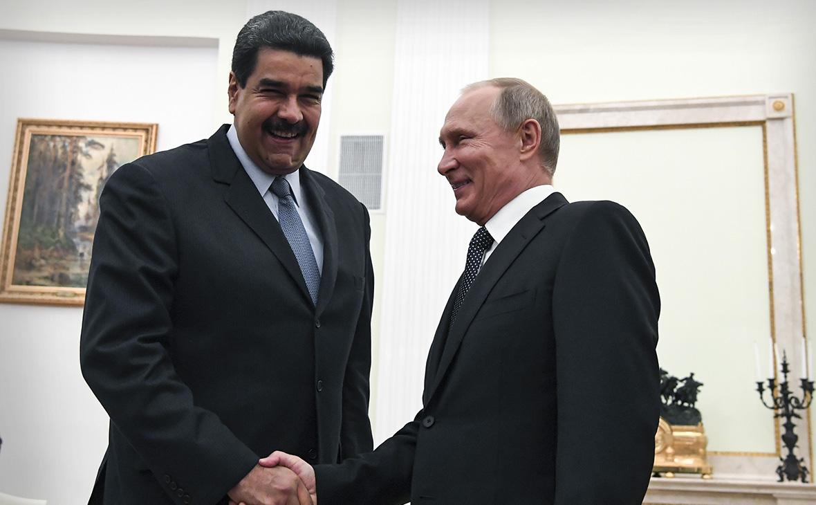Россия согласилась отсрочить выплату долга Венесуэлы в $3 млрд