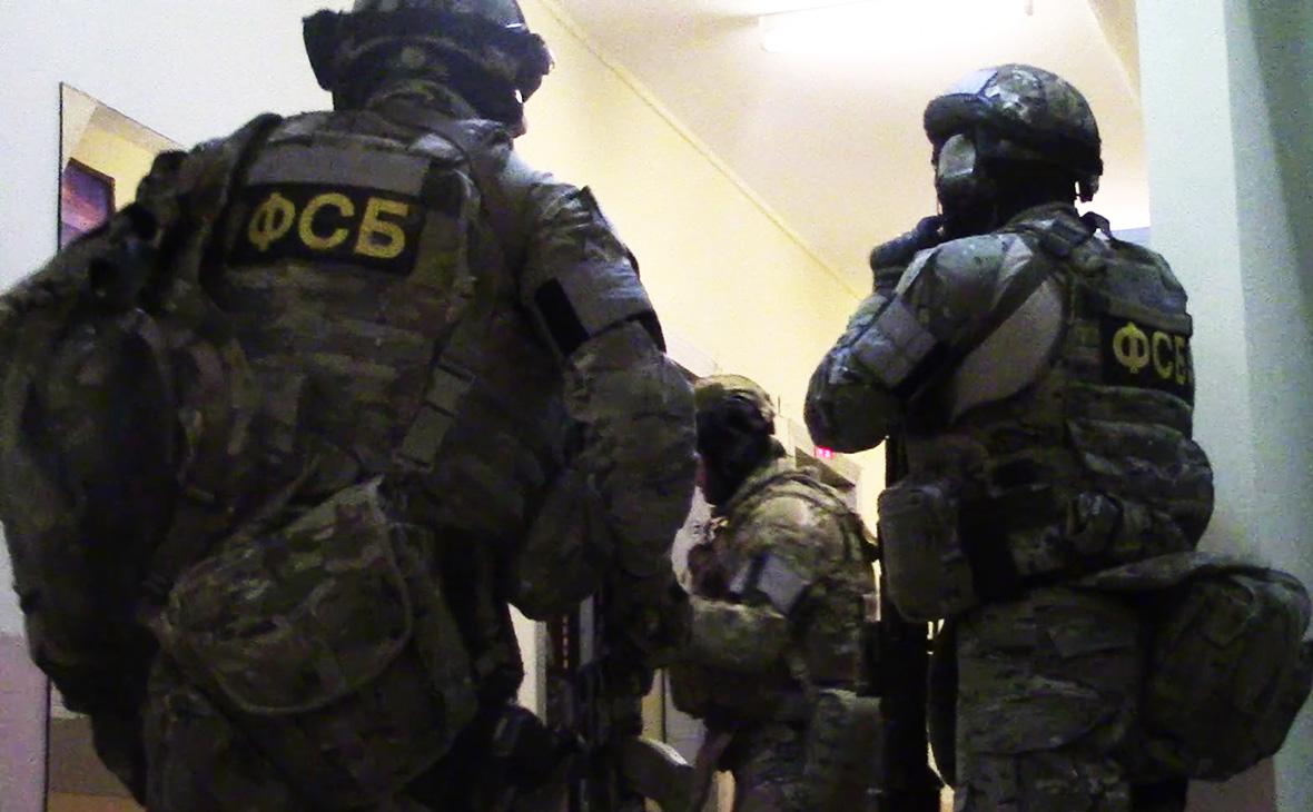 ФСБ объявила о предотвращении терактов на Новый год