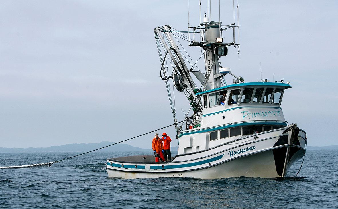 Рыбаки Аляски оценили потери от введенного Россией продэмбарго