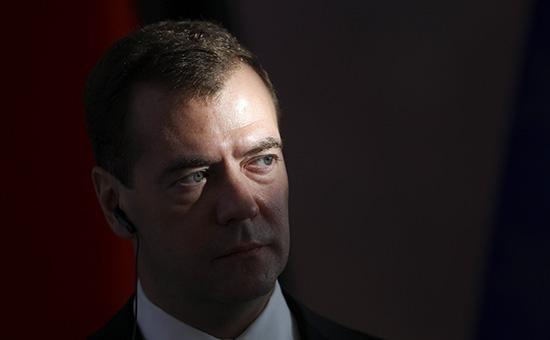«Левада-центр»: 45 % россиян высказалась за отставку Дмитрия Медведева