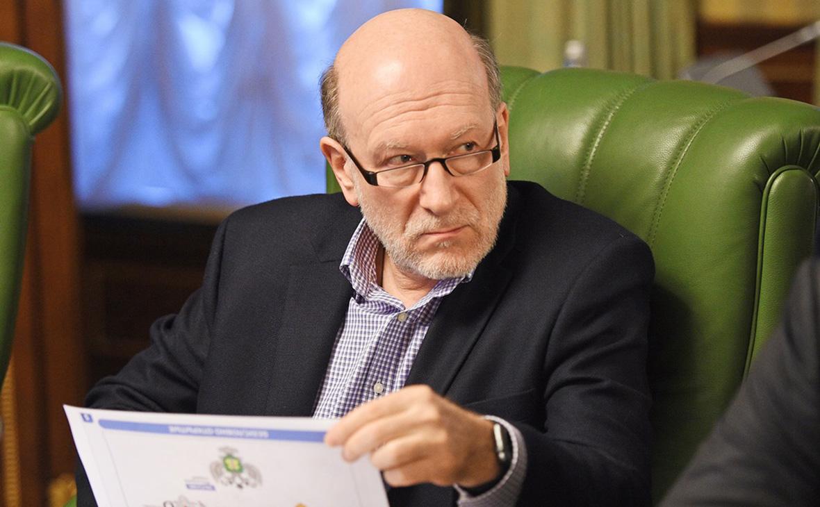 Александр Волошин заявил о «заболевании» российской экономики
