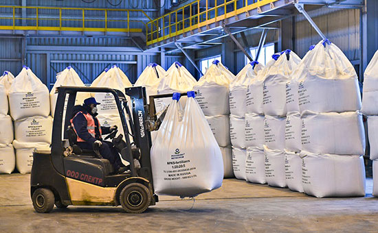 «Фосагро» собралась потеснить Китай нарынке фосфорных удобрений