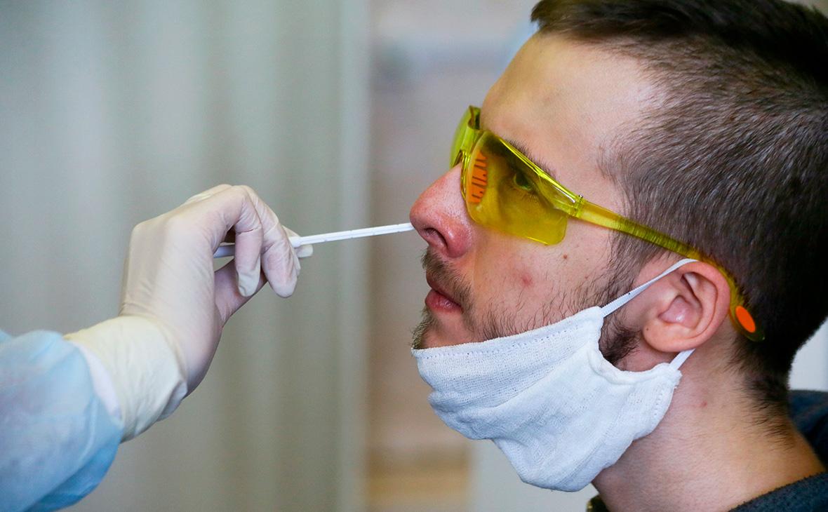 В России провели более 9 млн тестов на коронавирус