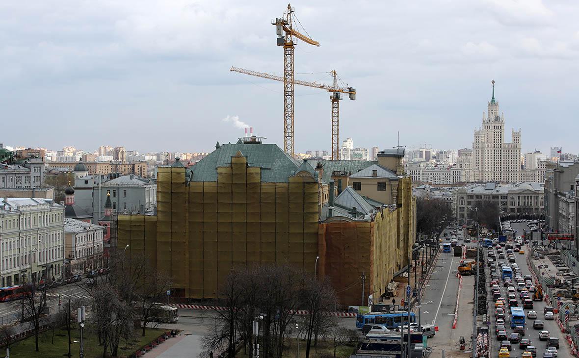 СМИ узнали о коррупционной схеме при реконструкции Политехнического музея