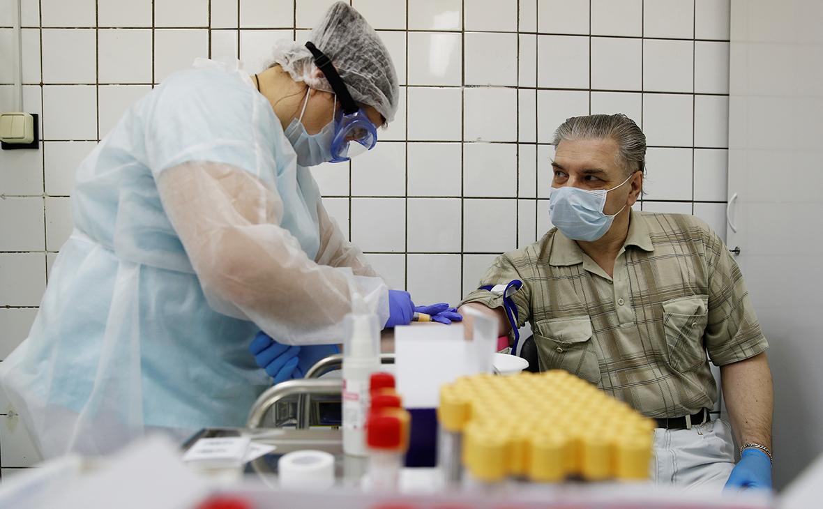Власти Москвы назвали масштаб тестирования на антитела к коронавирусу