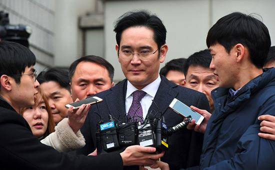Суд в Южной Корее отказался арестовать вице-председателя Samsung