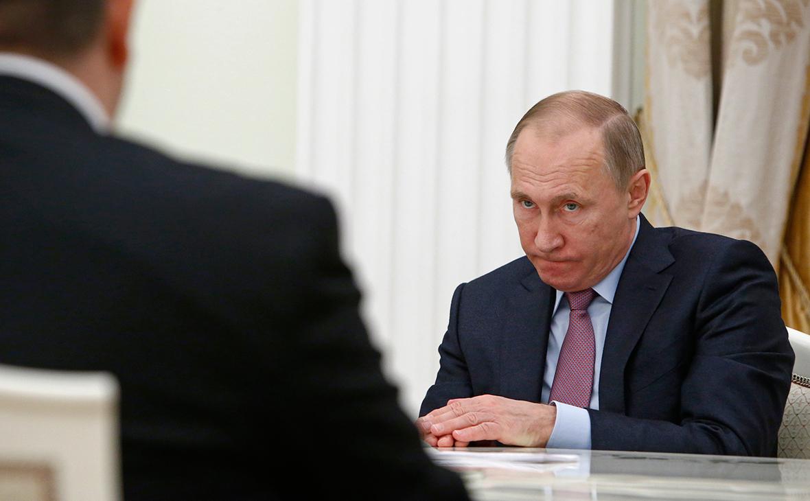 Путин призвал привести Севастополь в «достойный вид»