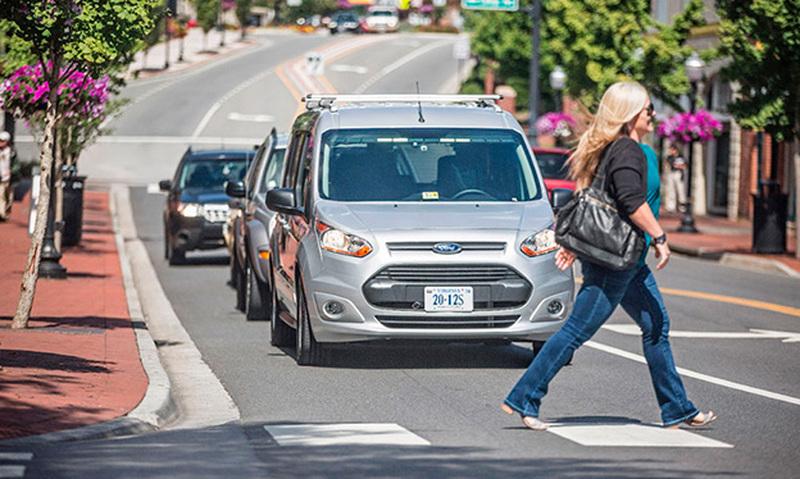 Ford выпустит «беспилотник» для каршеринга через 4 года