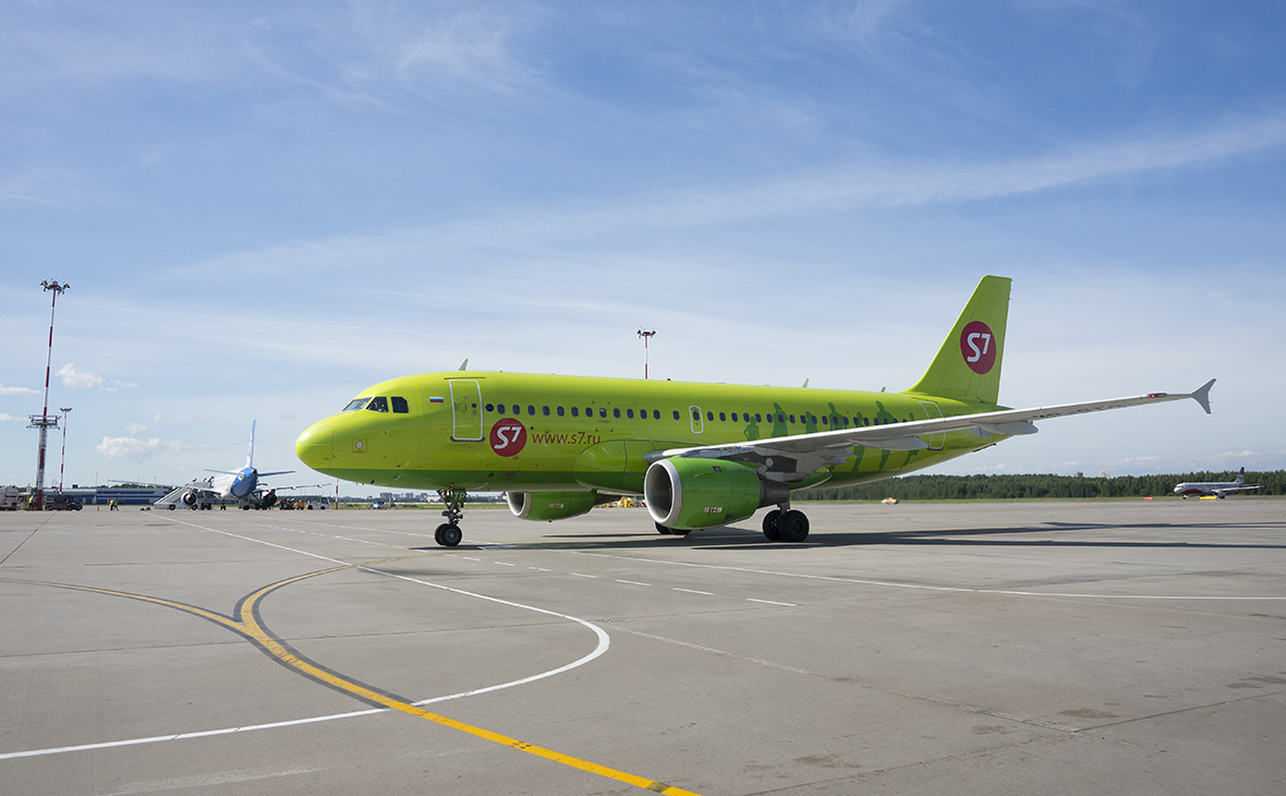 S7 перевезет пассажиров с билетами от Air Berlin