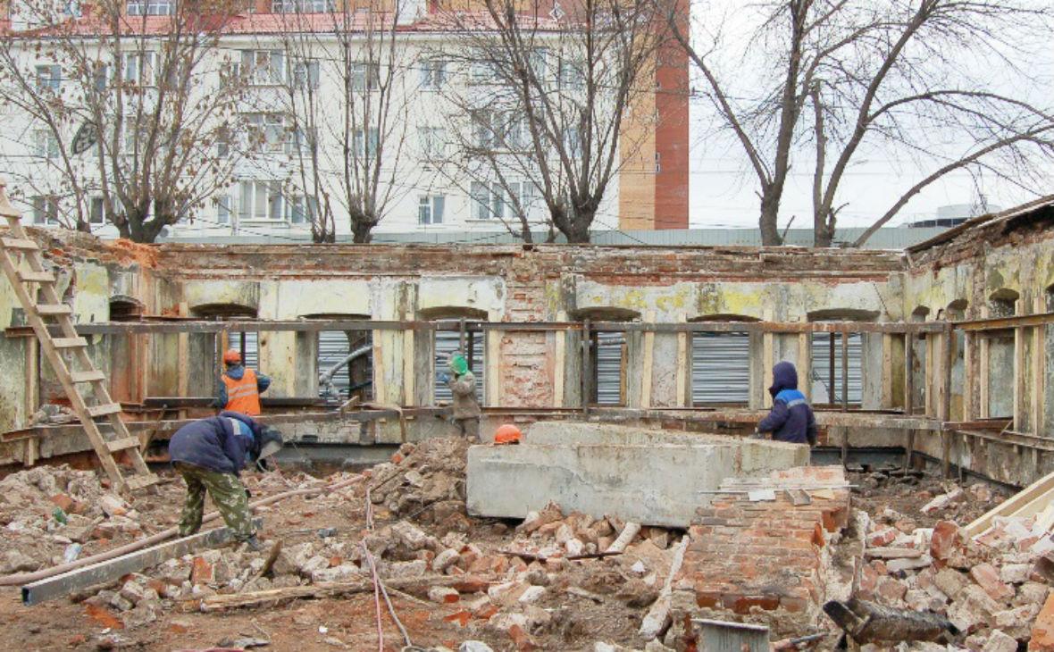 Уфа планирует удивлять туристов домами-новоделами