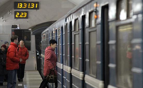 ФАС отсрочила запуск новых табло встоличном метрополитене