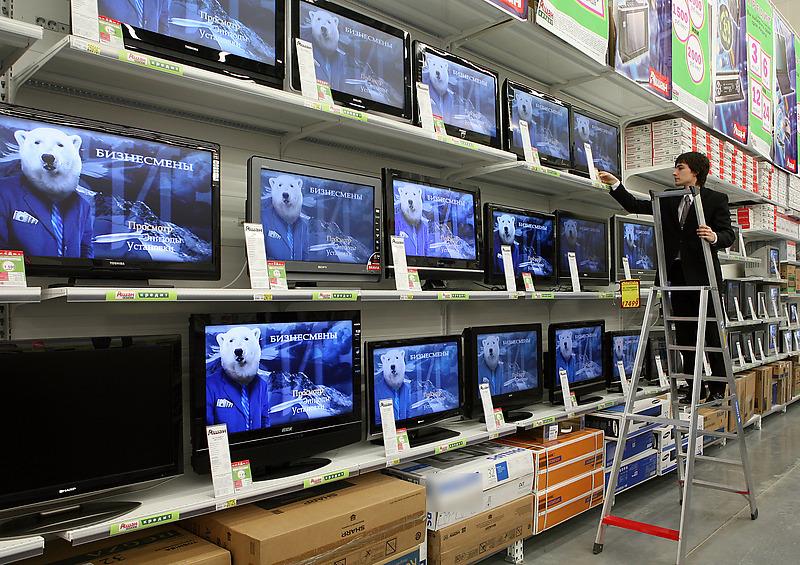 Петербургский бизнес уходит в телевизор