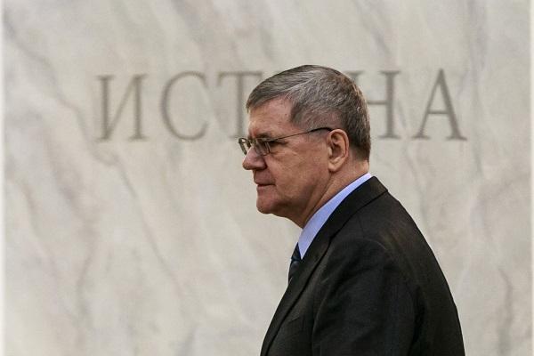 Чайка подписал приказ о кадровых перестановках в тюменской прокуратуре