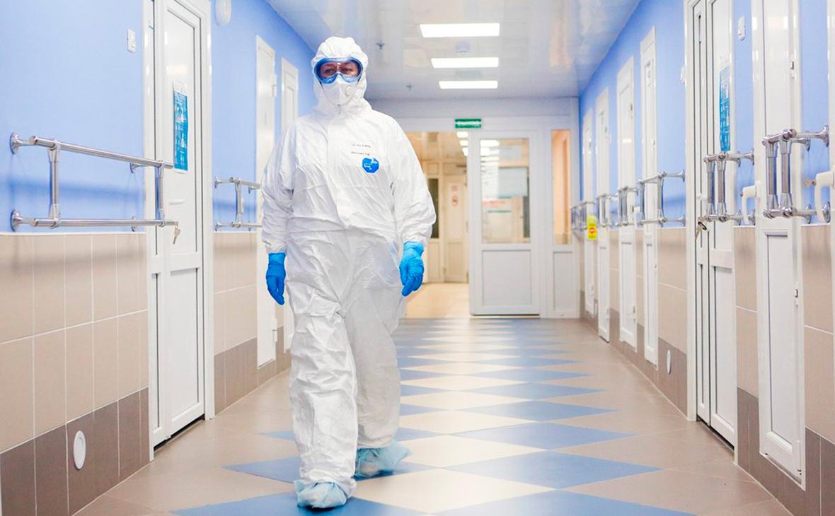 В Москве выздоровели 45 человек с ранее подтвержденным диагнозом COVID-19